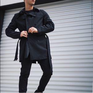 North & Mark rain coat